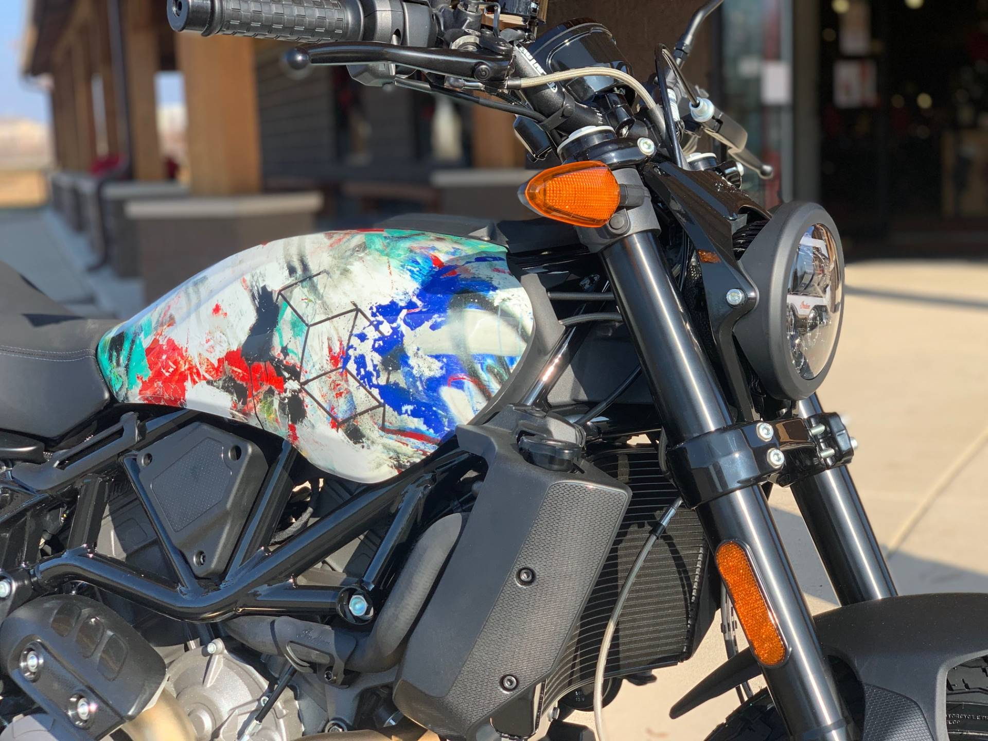 2019 Indian FTR™ 1200 in Elkhart, Indiana - Photo 2