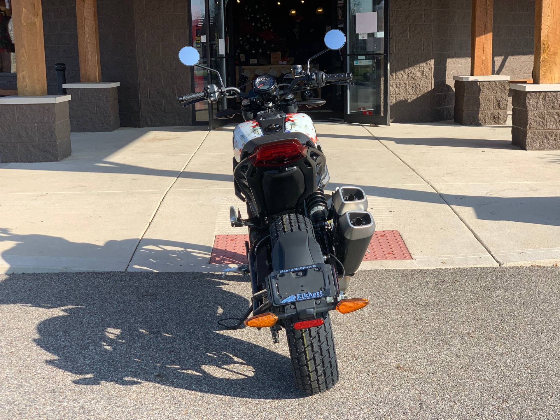 2019 Indian FTR™ 1200 in Elkhart, Indiana - Photo 4