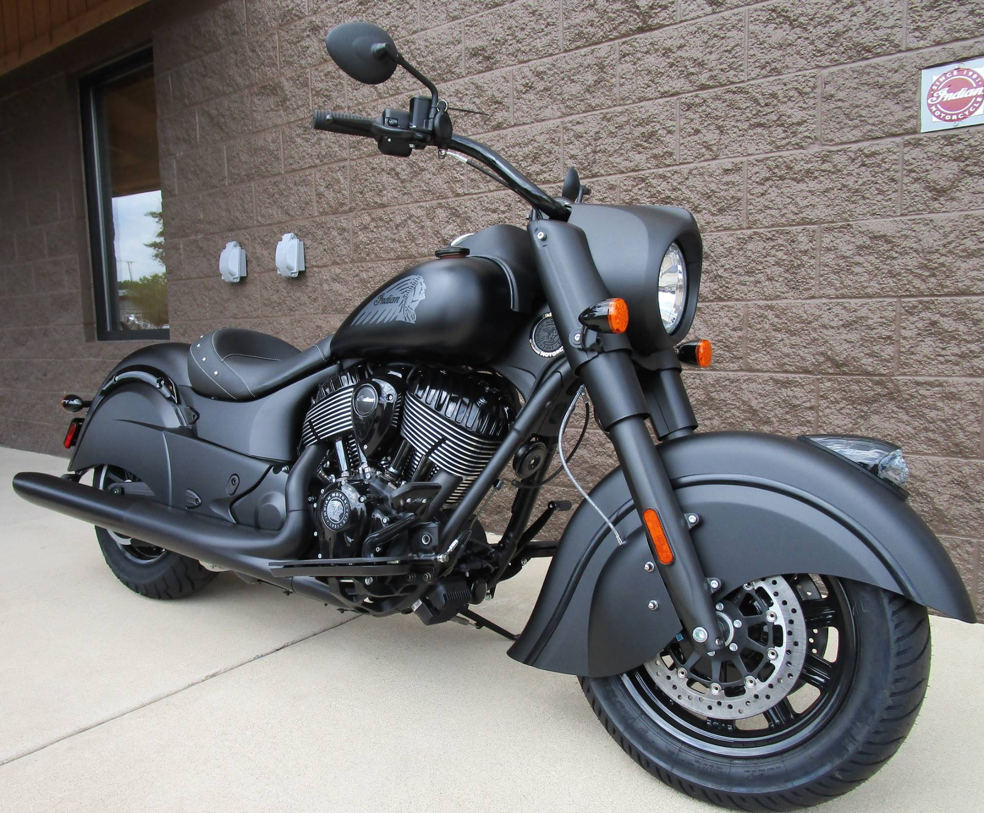 2019 Indian Chief® Dark Horse® ABS in Elkhart, Indiana - Photo 2