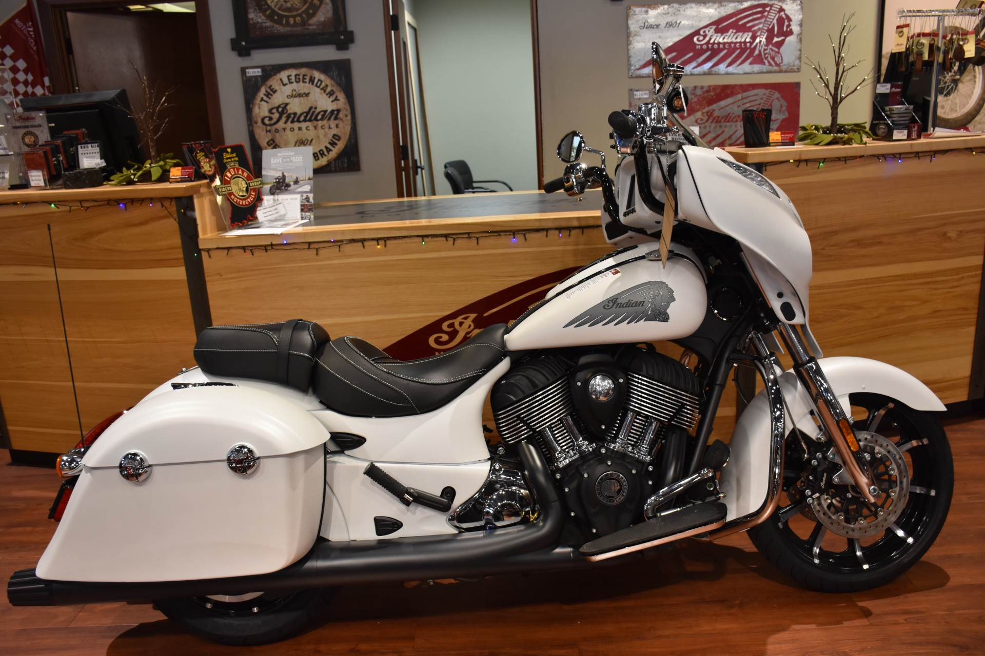 2018 Indian Chieftain® Limited ABS in Elkhart, Indiana