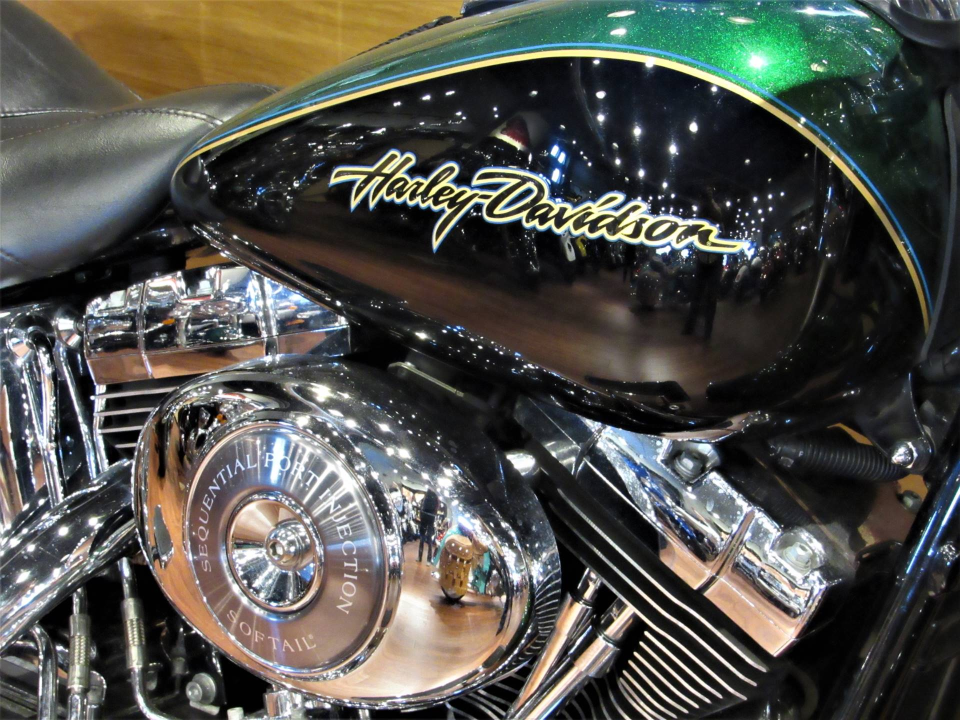 2006 Harley-Davidson Softail® Deluxe in Elkhart, Indiana