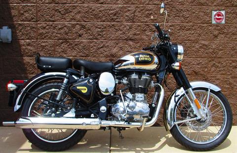 2018 Royal Enfield Classic Chrome ABS in Elkhart, Indiana