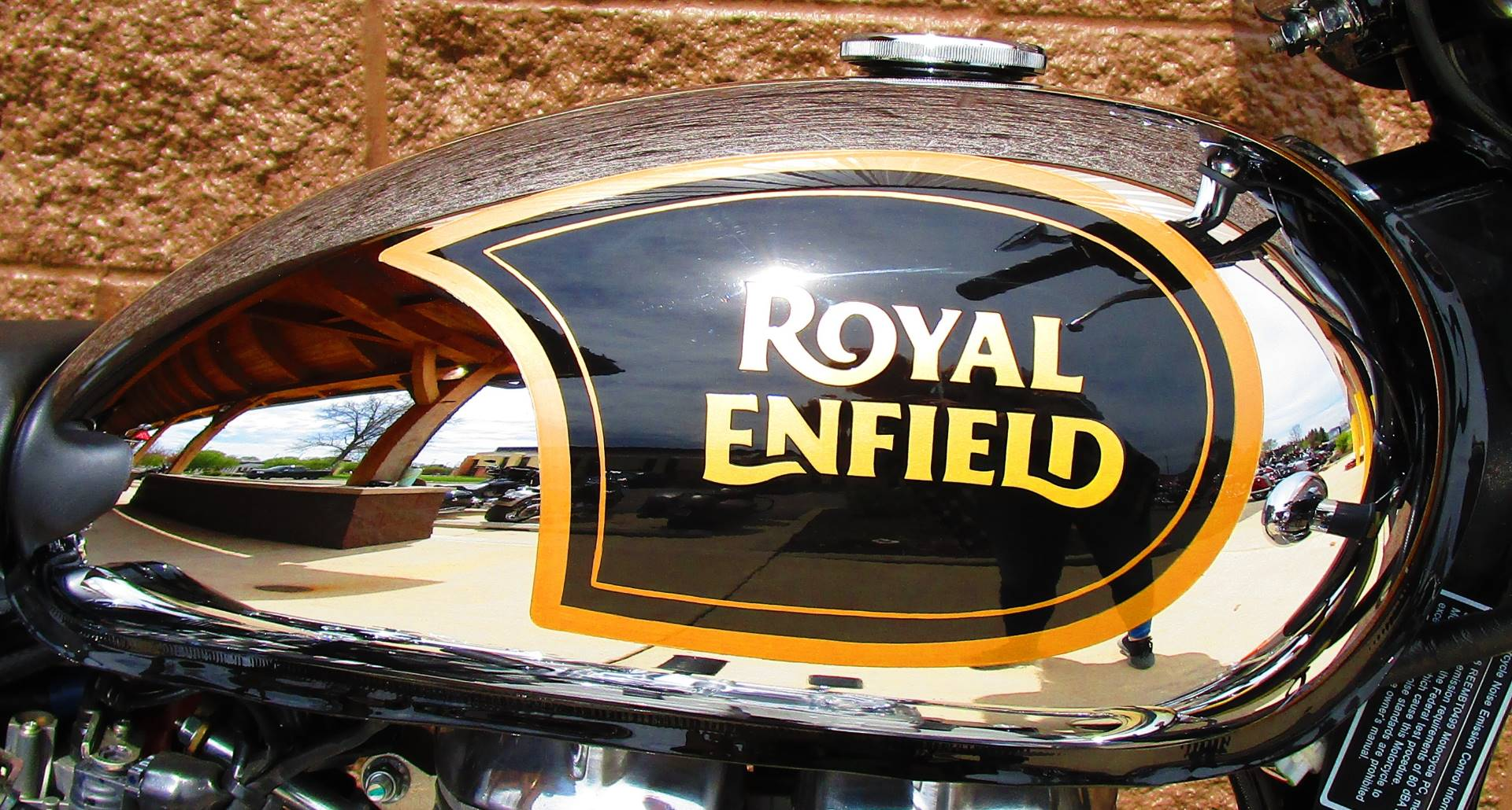 2018 Royal Enfield Classic Chrome ABS in Elkhart, Indiana - Photo 2