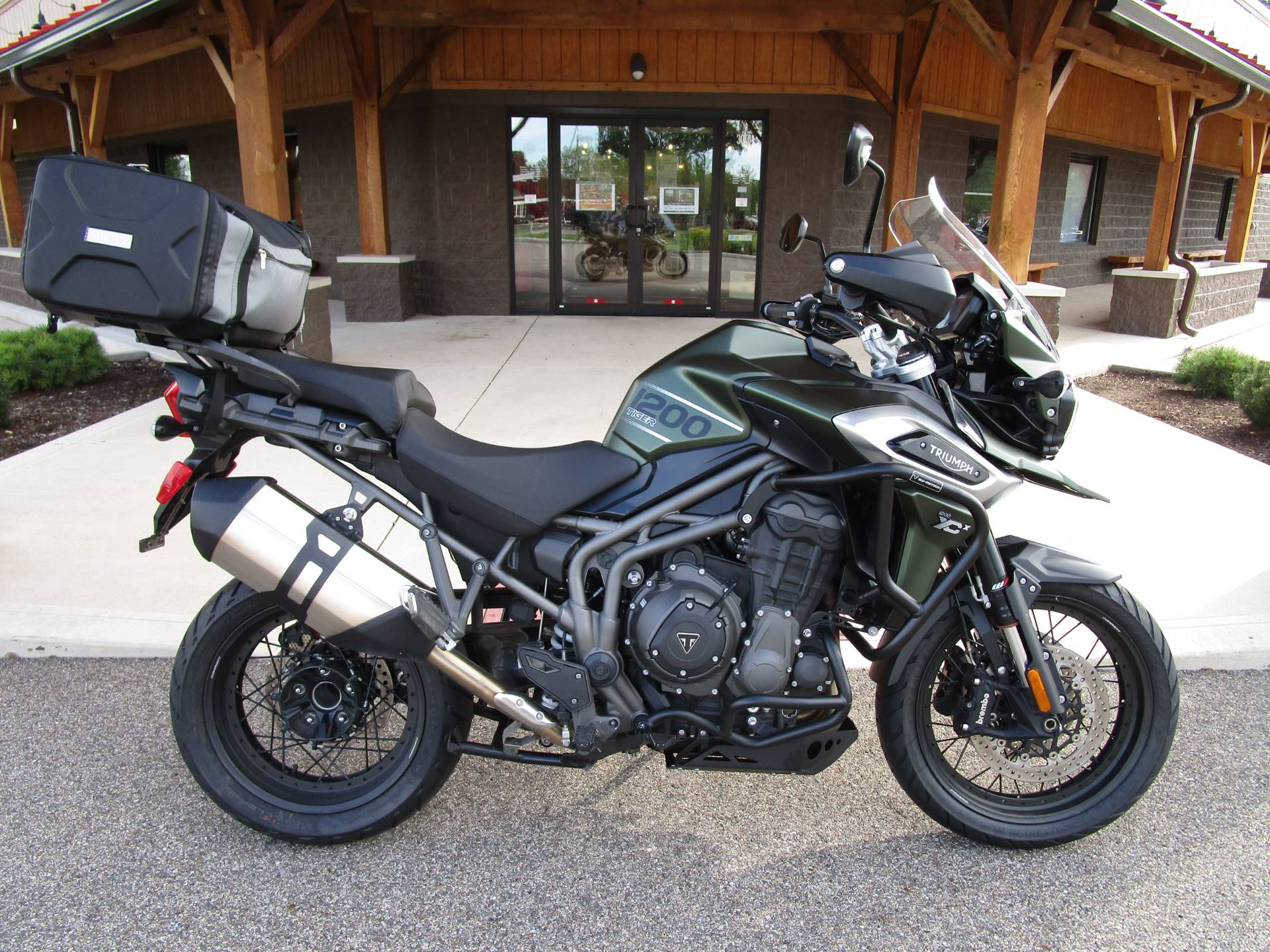 2018 Triumph Tiger 1200 XCx in Elkhart, Indiana - Photo 1
