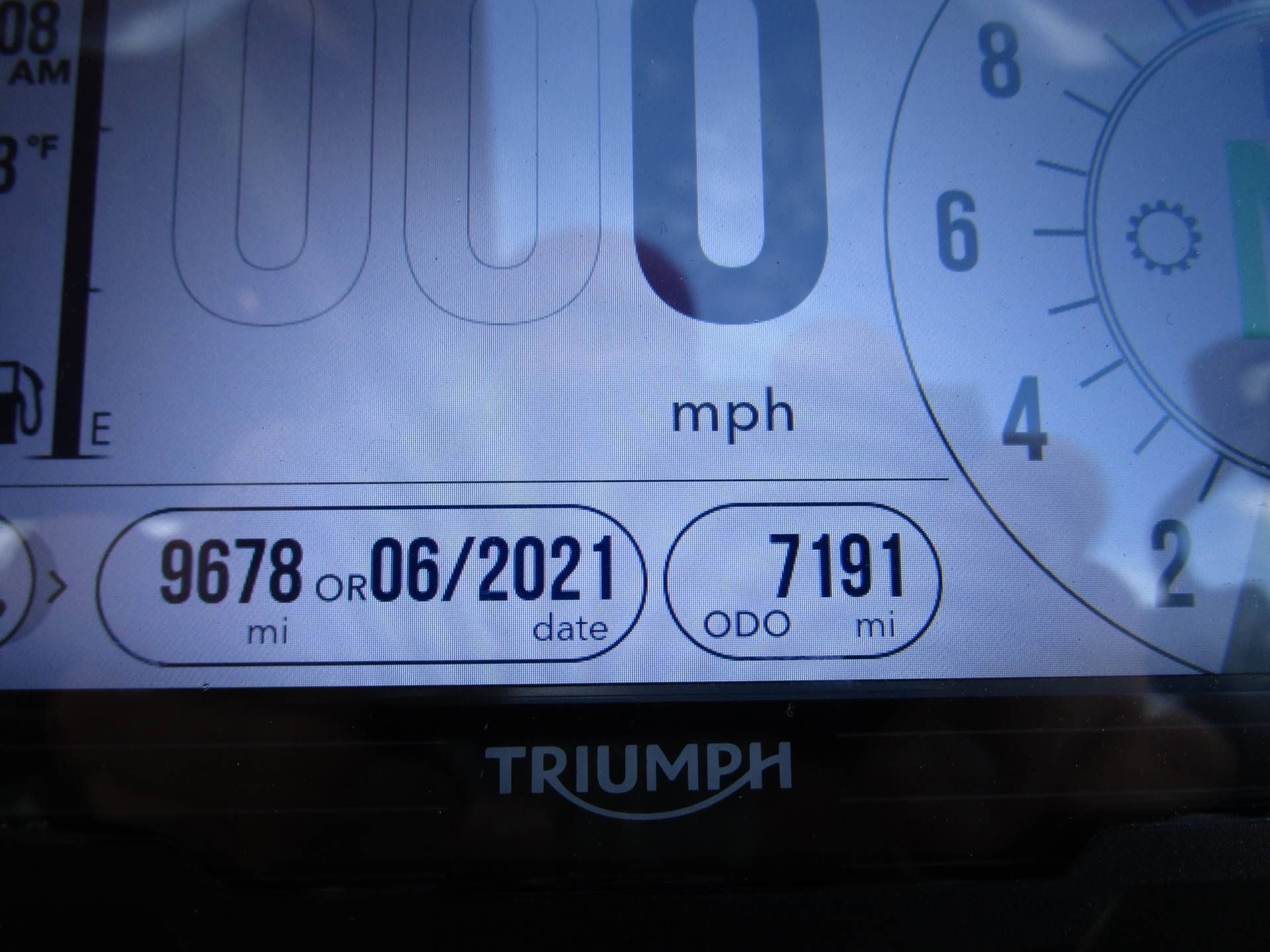 2018 Triumph Tiger 1200 XCx in Elkhart, Indiana - Photo 5