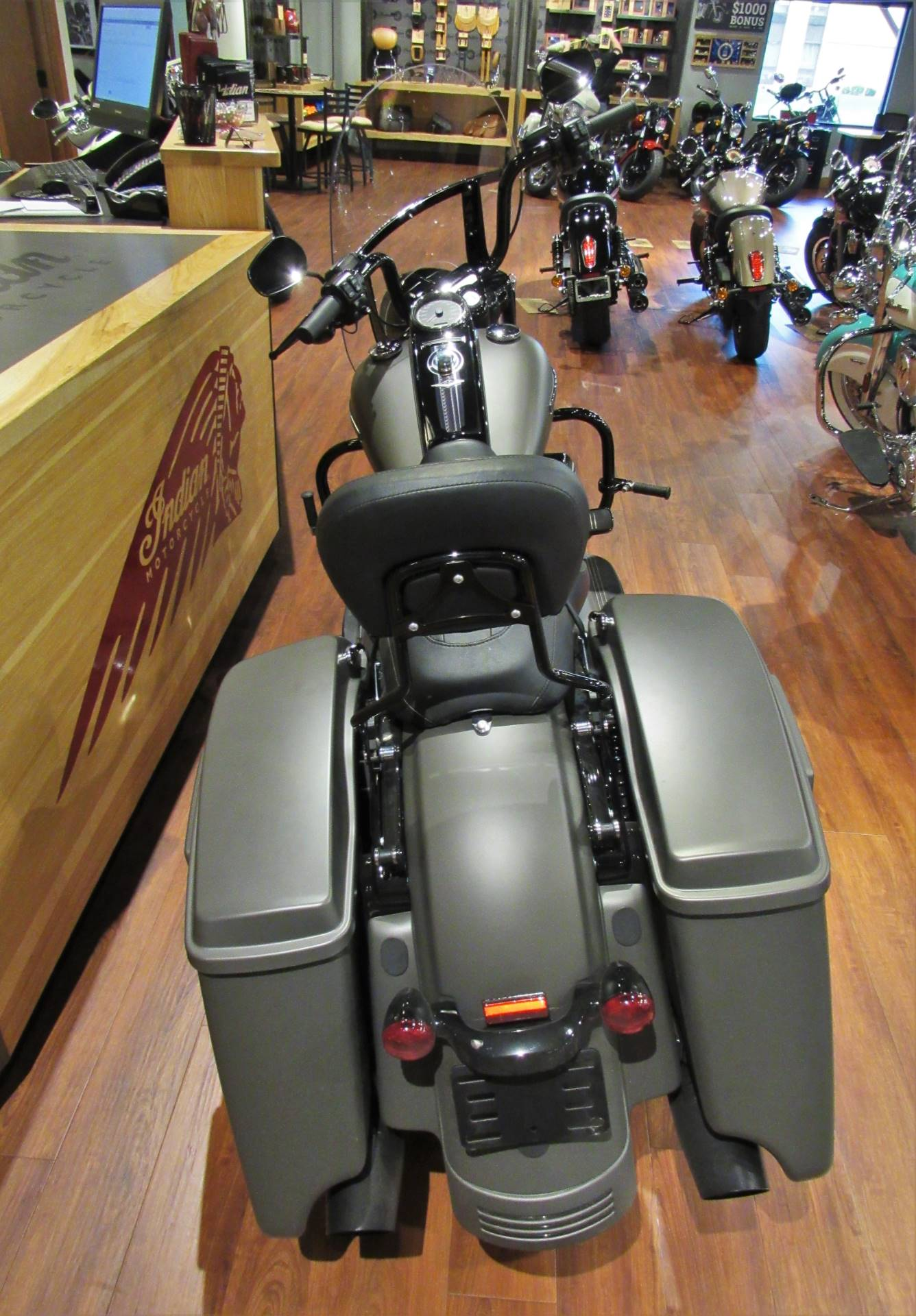 2018 Harley-Davidson Road King® Special in Elkhart, Indiana