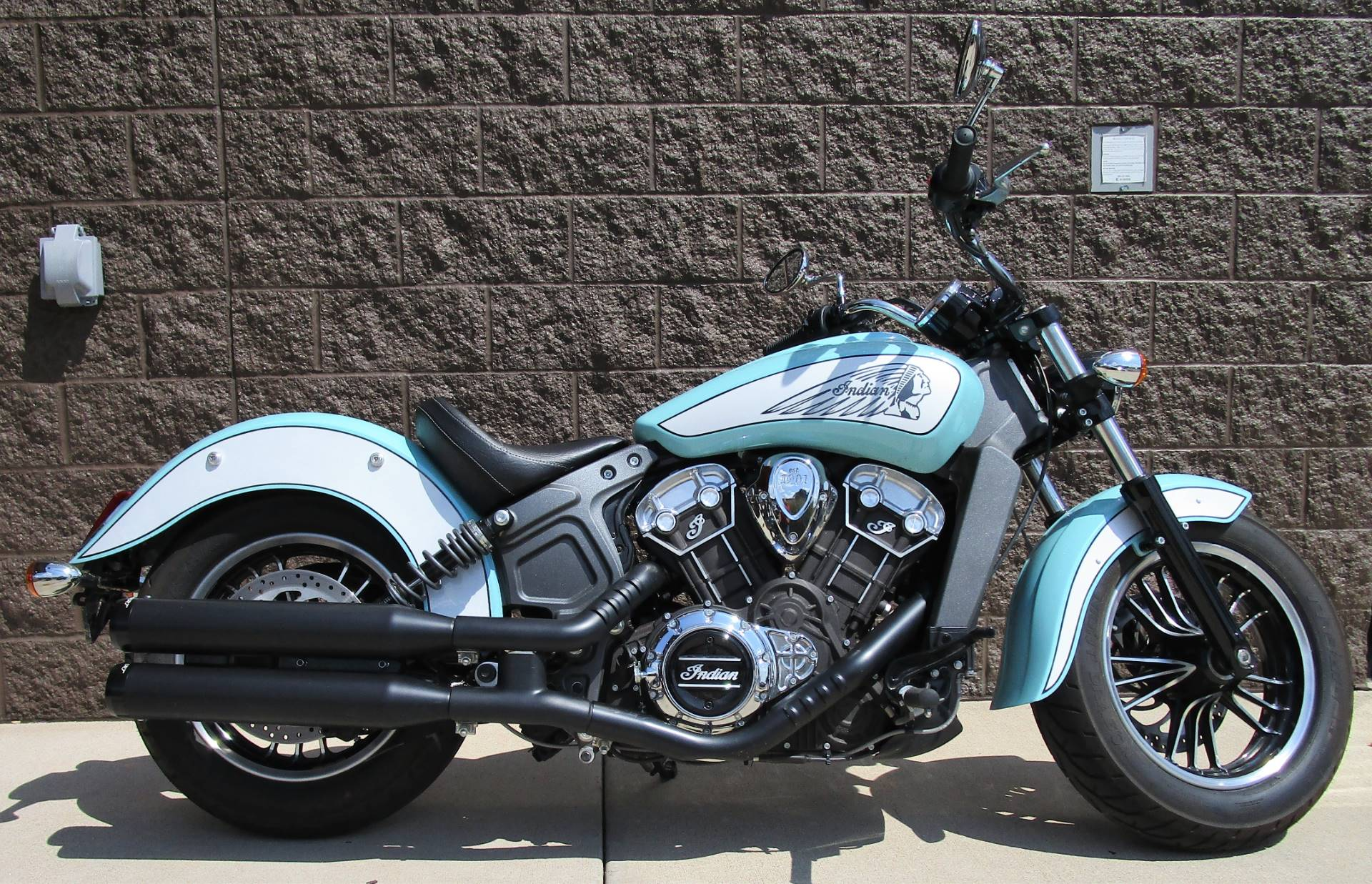2019 Indian Scout® in Elkhart, Indiana - Photo 1