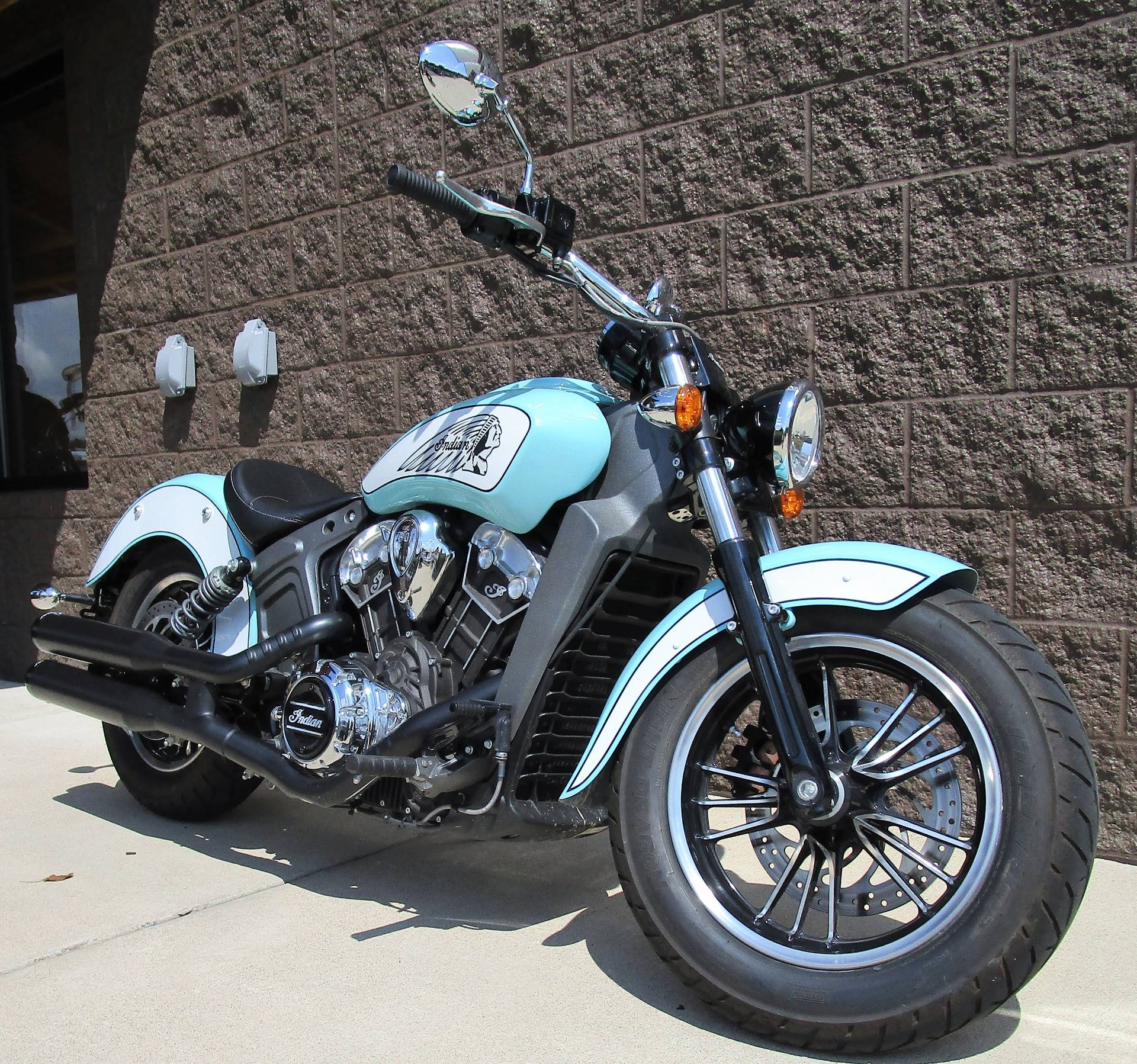 2019 Indian Scout® in Elkhart, Indiana - Photo 2