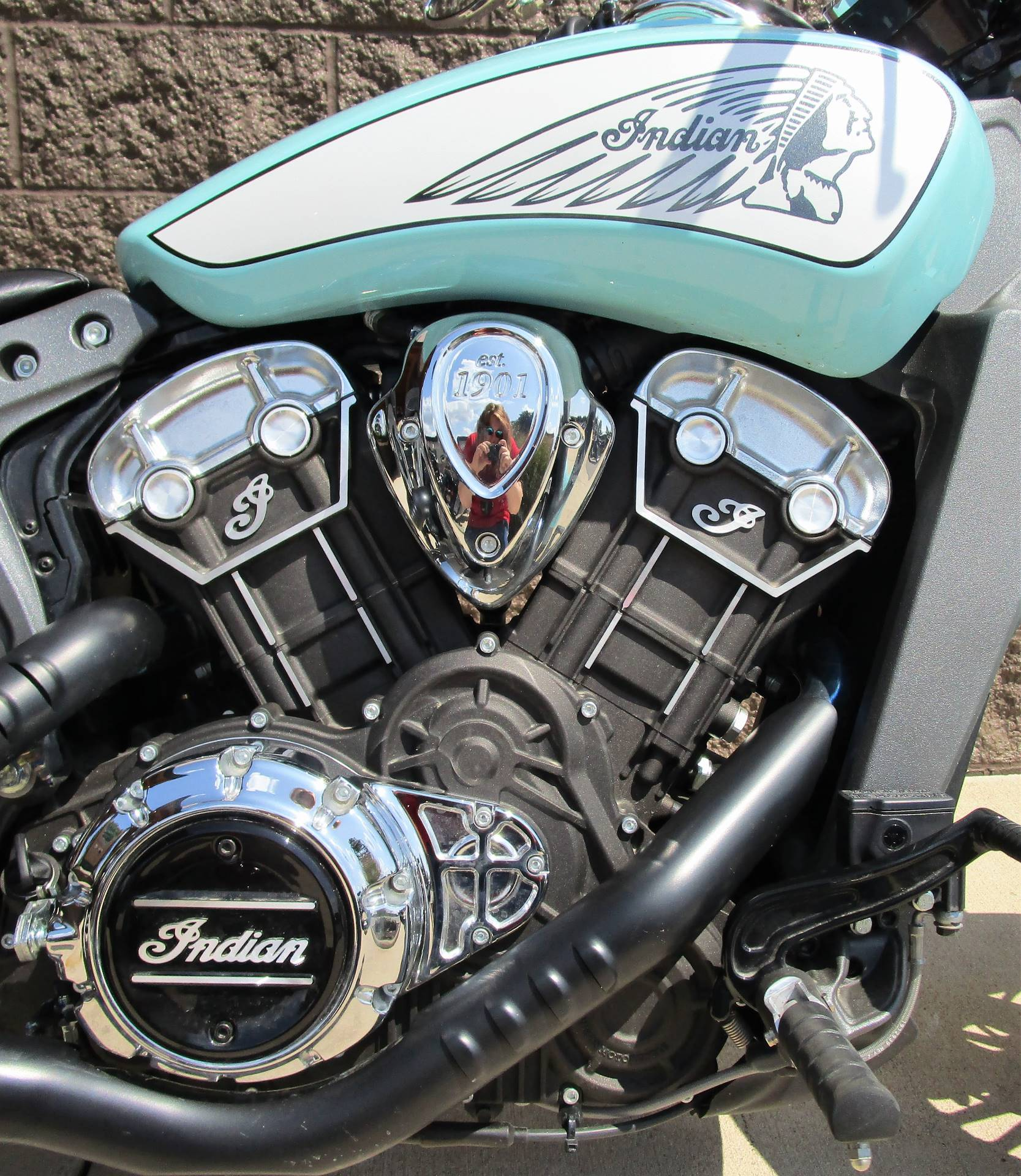 2019 Indian Scout® in Elkhart, Indiana - Photo 3