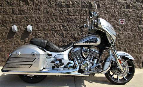 2018 Indian Chieftain Elite in Elkhart, Indiana - Photo 1