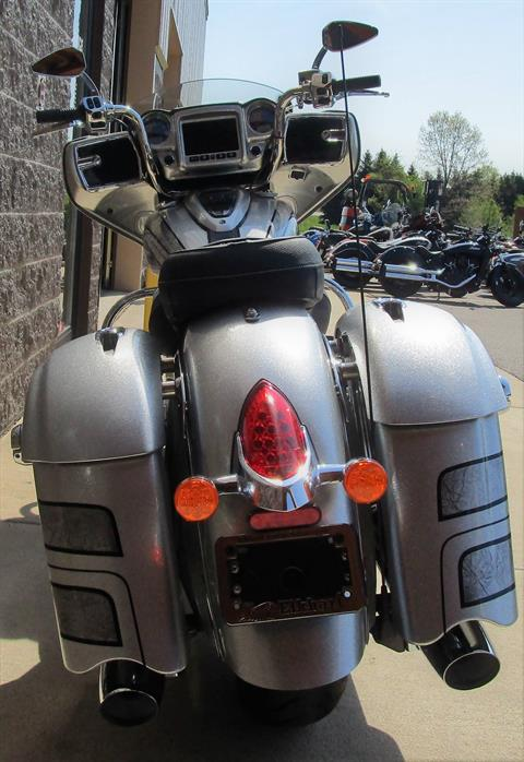 2018 Indian Chieftain Elite in Elkhart, Indiana - Photo 4