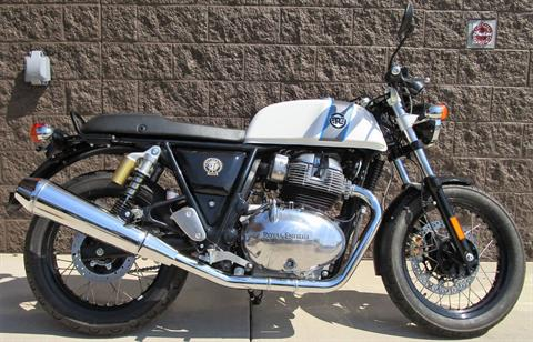 2019 Royal Enfield Continental GT 650 in Elkhart, Indiana