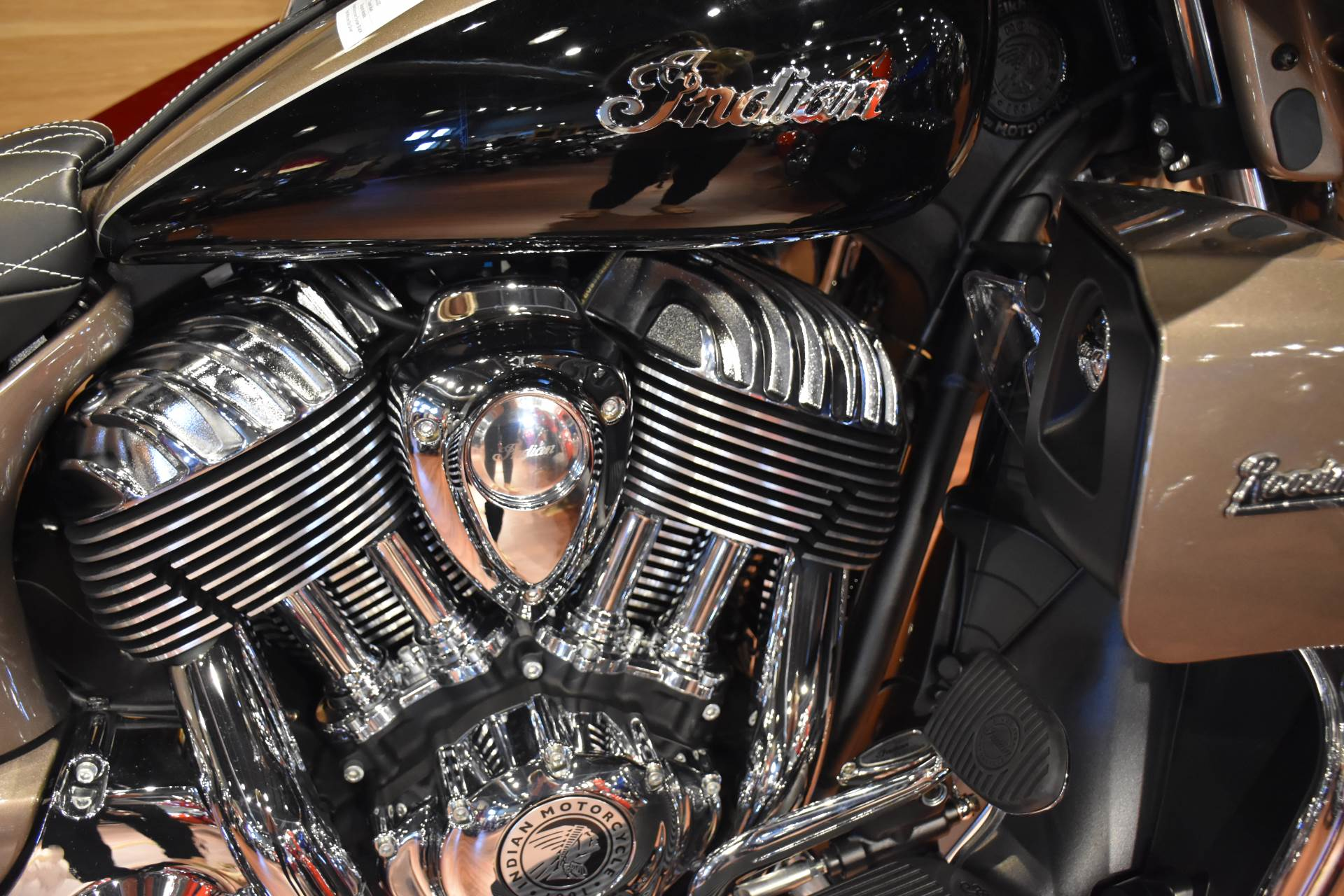 2018 Indian Roadmaster® ABS in Elkhart, Indiana