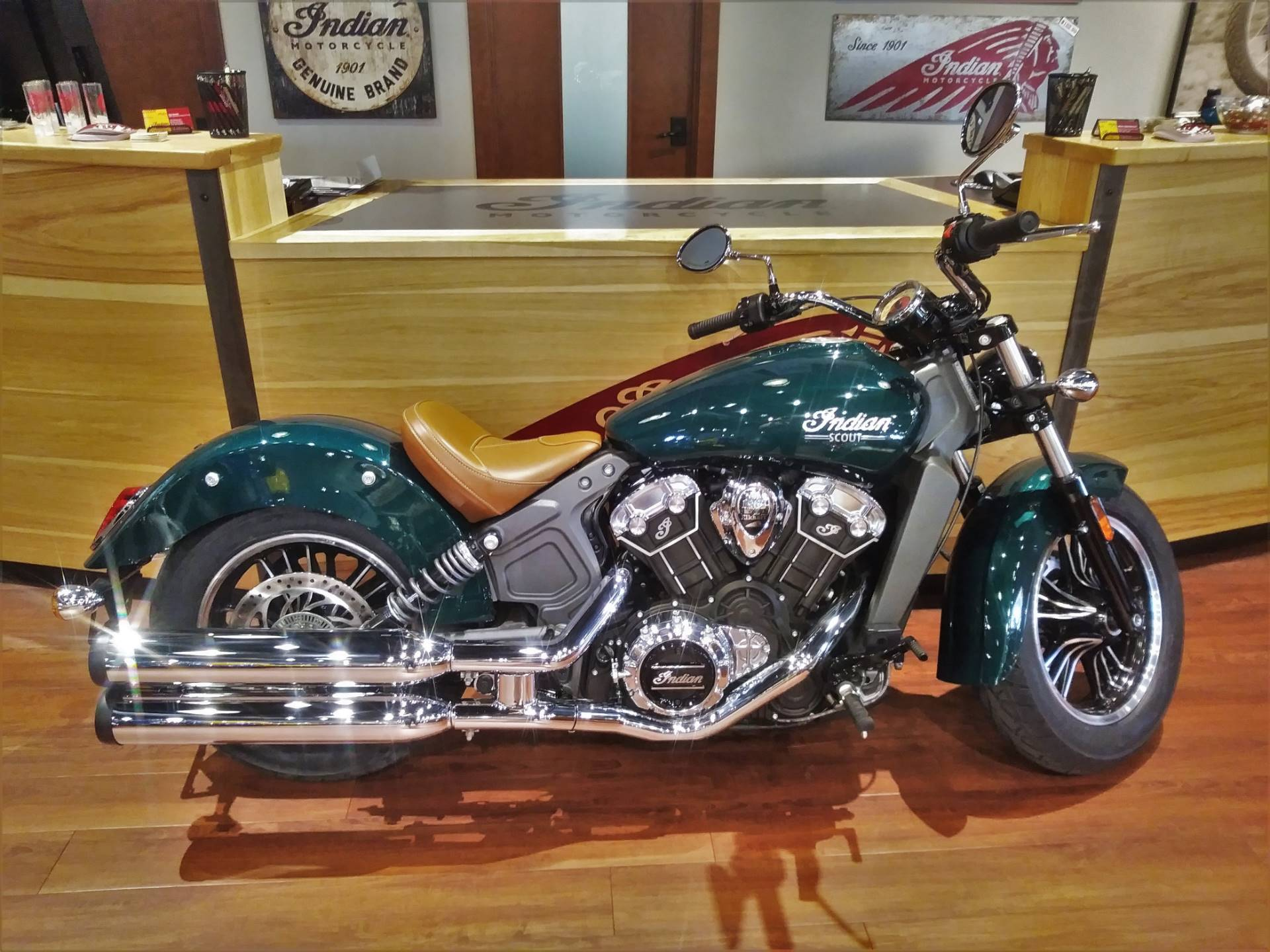 2019 Indian Scout® ABS in Elkhart, Indiana - Photo 1