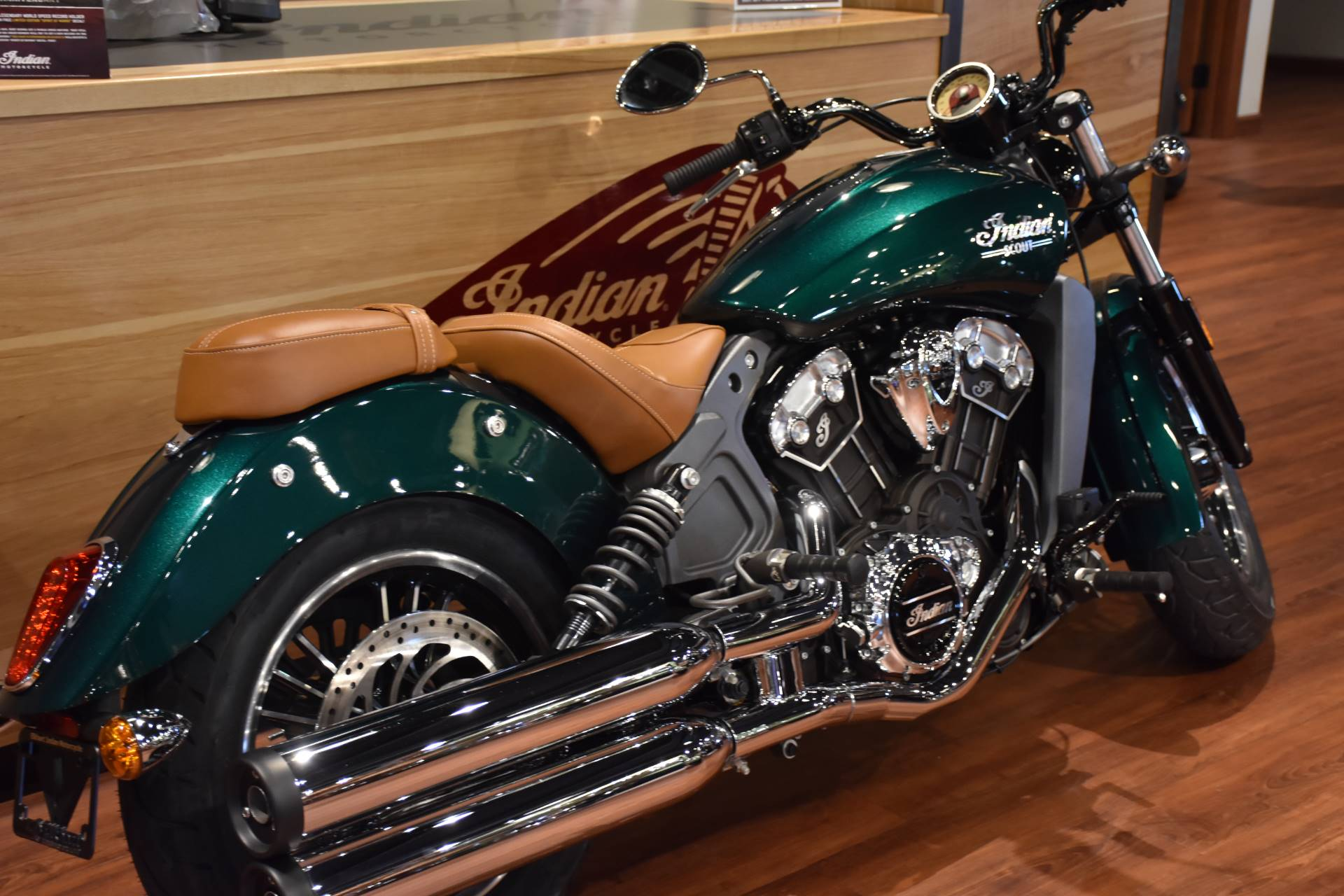 2018 Indian Scout® in Elkhart, Indiana