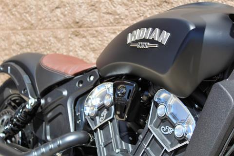 2019 Indian Scout® Bobber ABS in Elkhart, Indiana