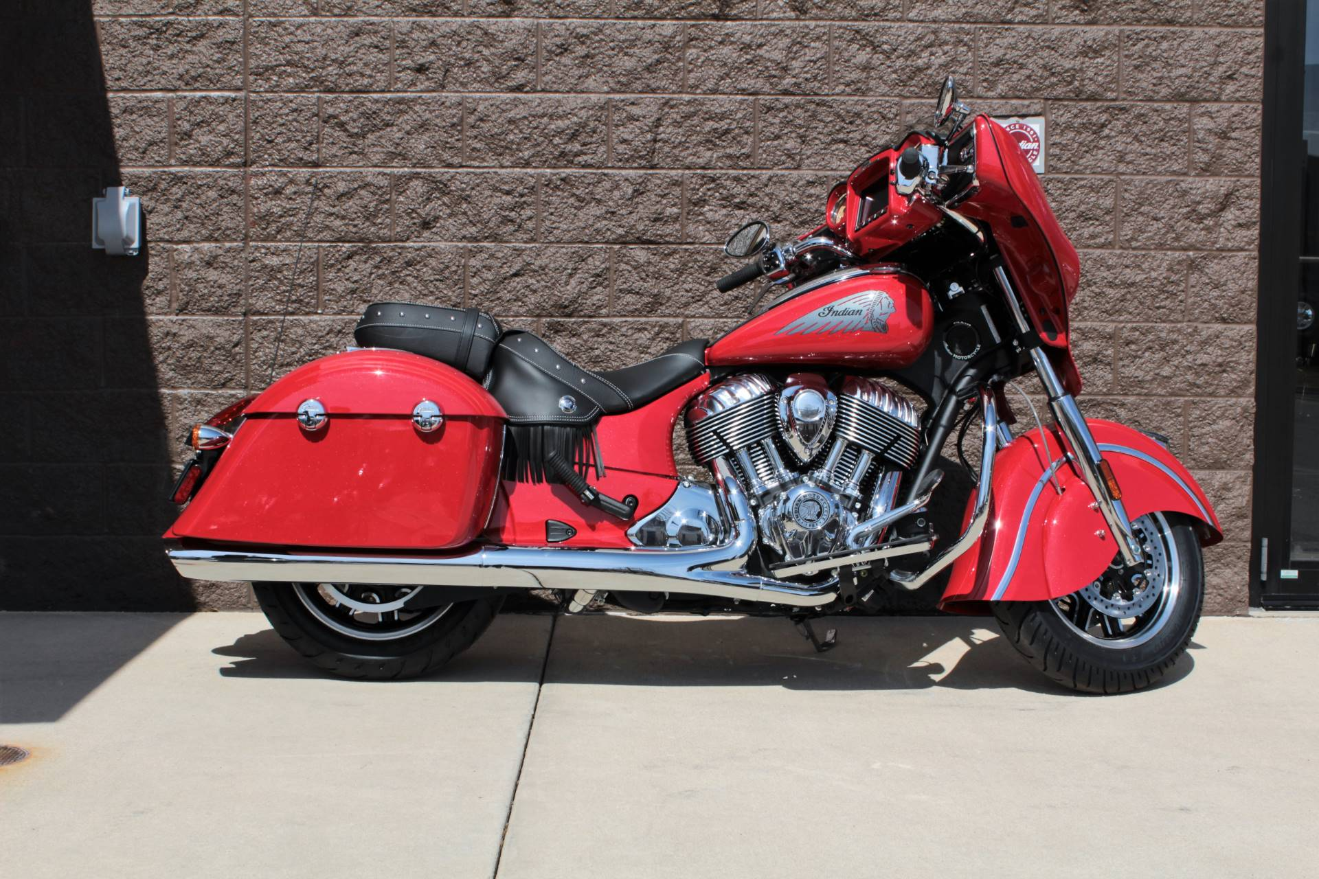 2019 Indian Chieftain® Classic Icon Series in Elkhart, Indiana - Photo 1