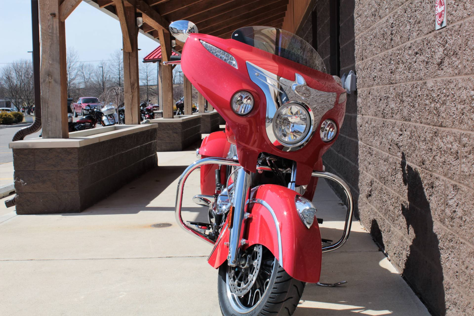 2019 Indian Chieftain® Classic Icon Series in Elkhart, Indiana - Photo 5
