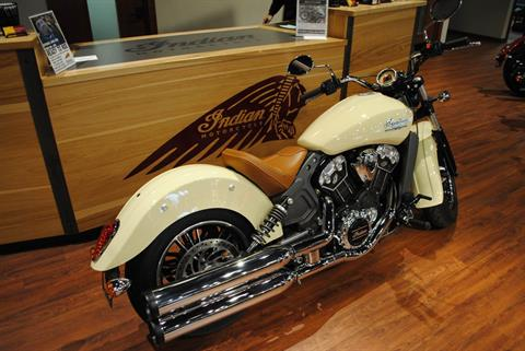 2017 Indian Scout® in Elkhart, Indiana