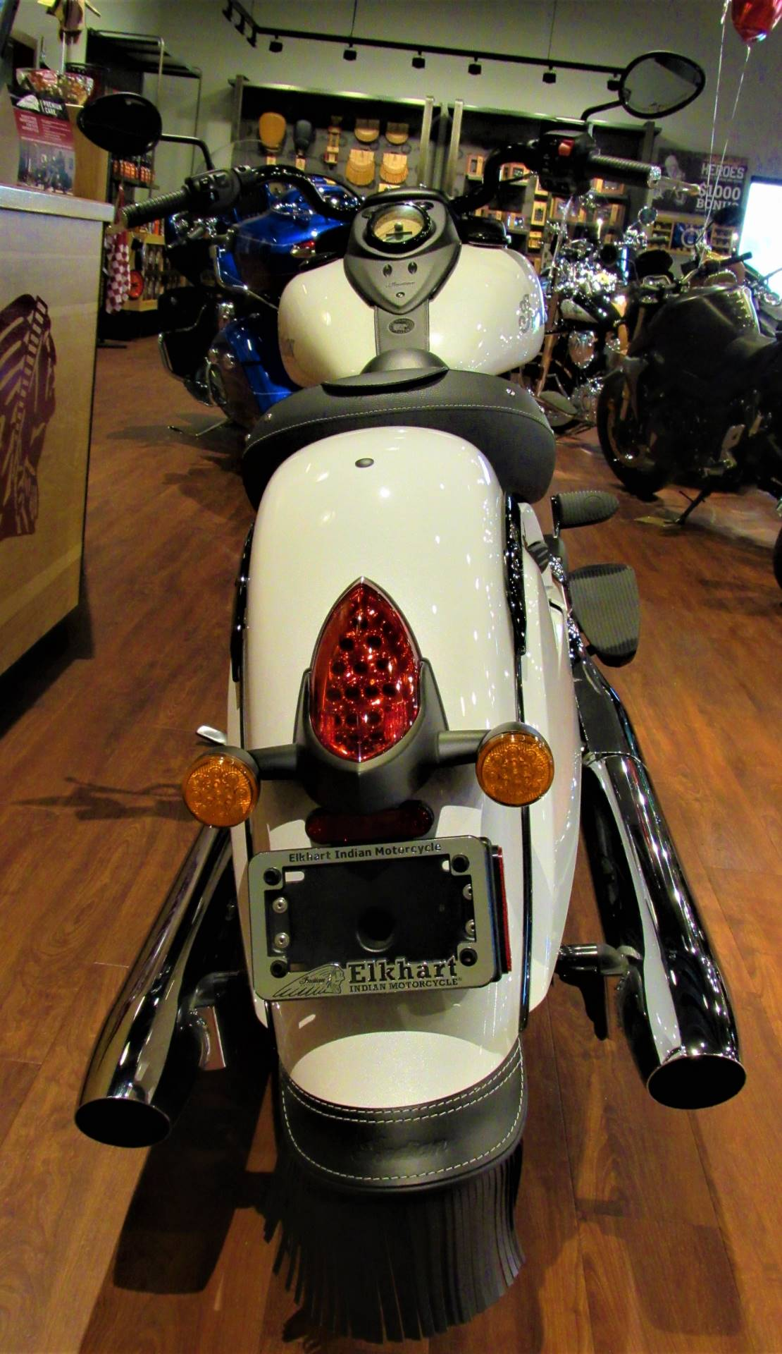 2016 Indian Chief Dark Horse® in Elkhart, Indiana