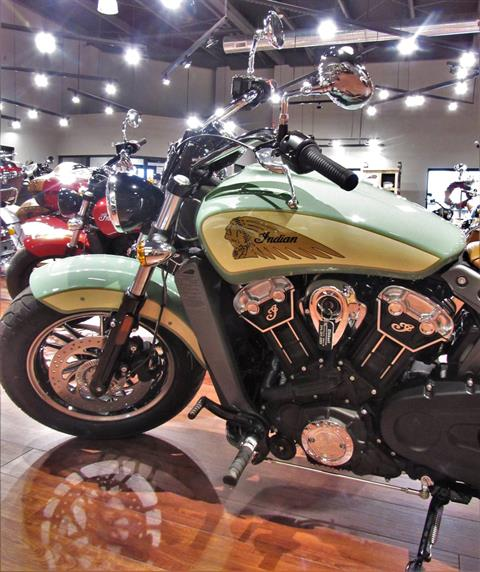 2019 Indian Scout® ABS in Elkhart, Indiana