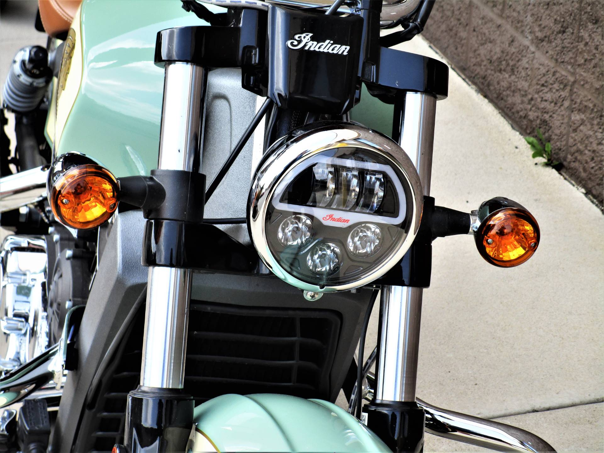 2019 Indian Scout® ABS in Elkhart, Indiana - Photo 4
