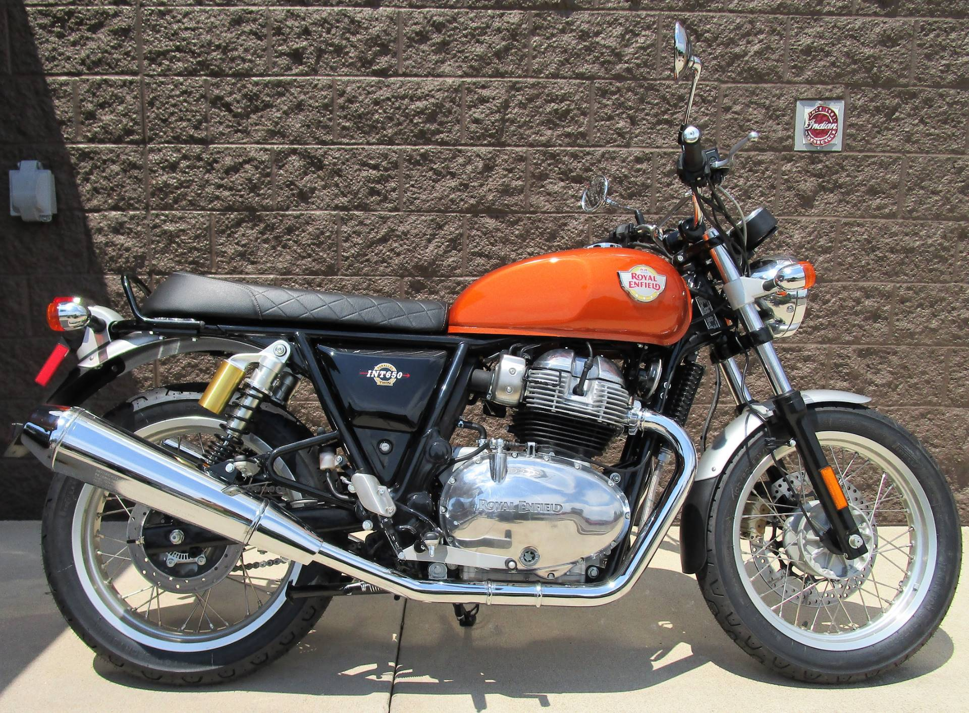2019 Royal Enfield INT650 in Elkhart, Indiana - Photo 1