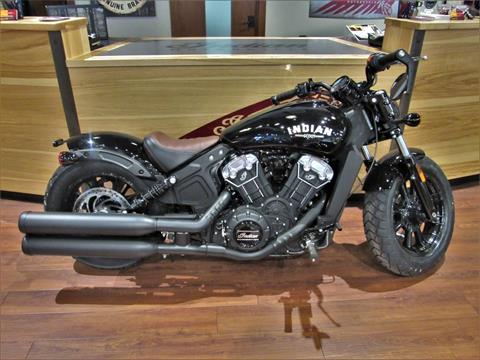 2019 Indian Scout® Bobber in Elkhart, Indiana - Photo 1