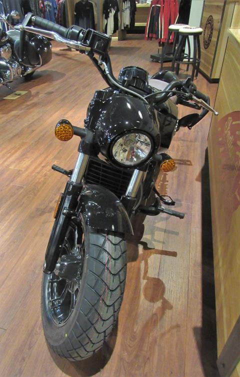 2019 Indian Scout® Bobber in Elkhart, Indiana - Photo 4