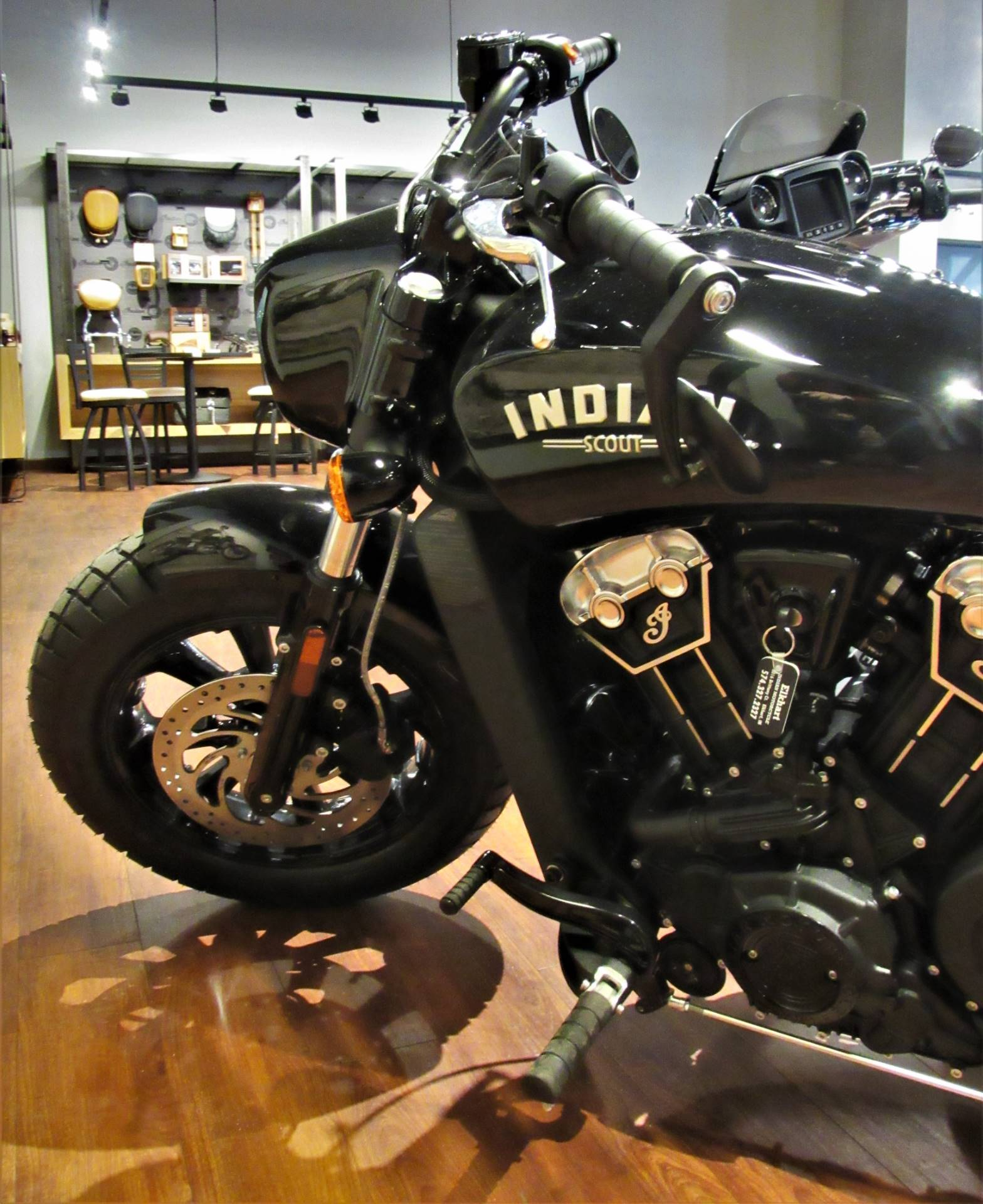 2019 Indian Scout® Bobber in Elkhart, Indiana - Photo 7