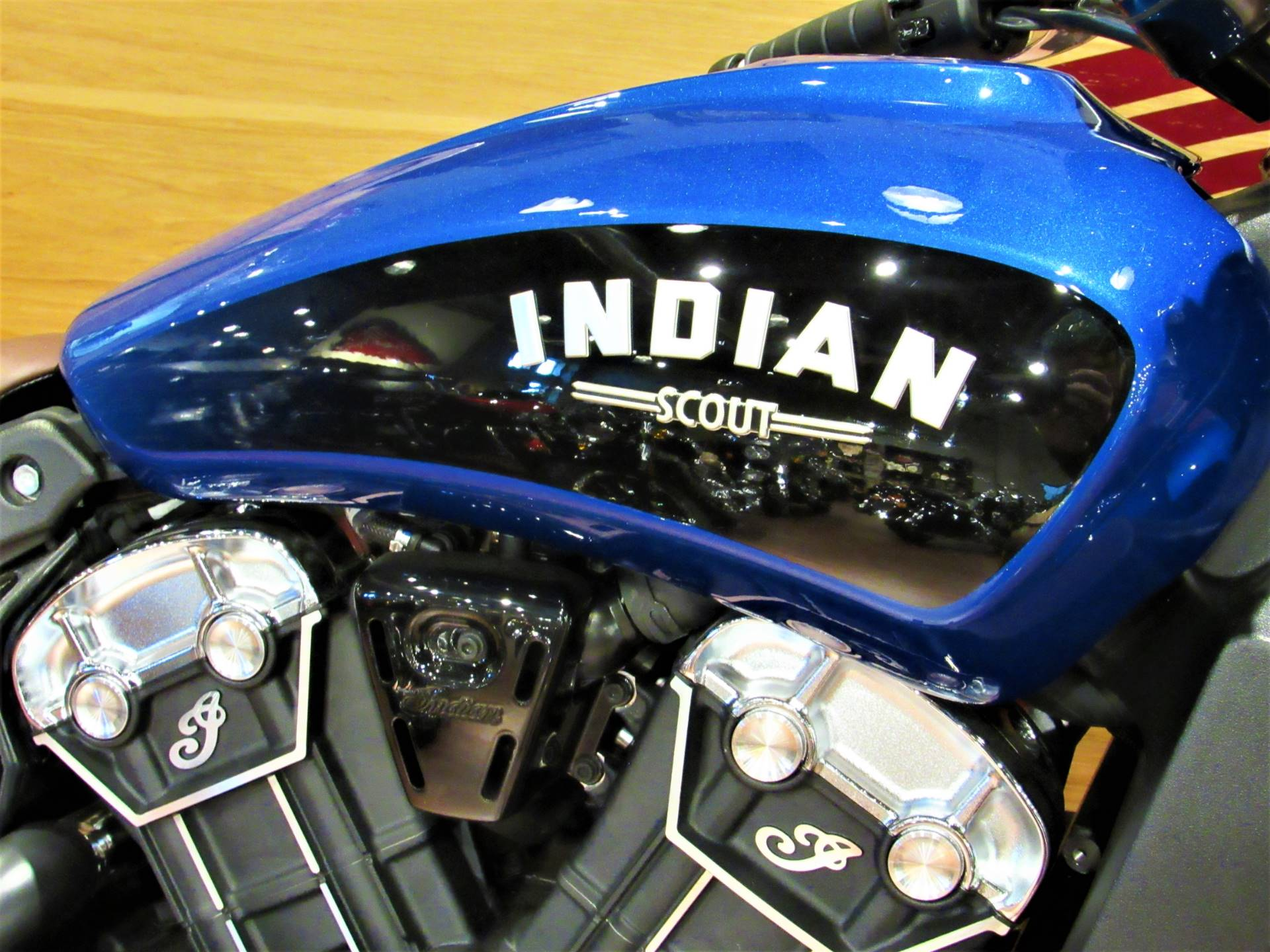 2019 Indian Scout® Bobber ABS Icon Series in Elkhart, Indiana - Photo 3
