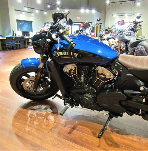 2019 Indian Scout® Bobber ABS Icon Series in Elkhart, Indiana - Photo 8