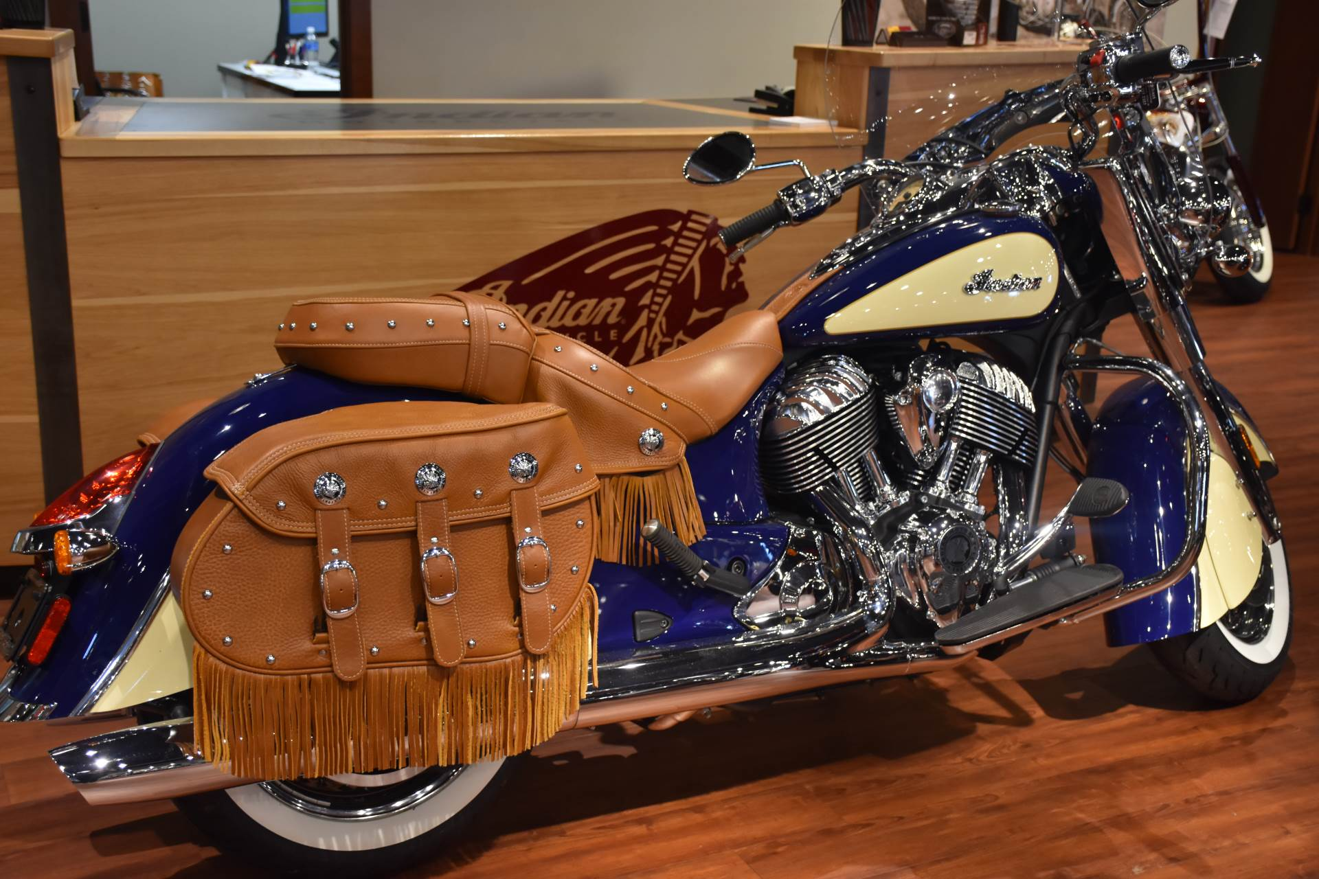 2017 Indian Chief® Vintage in Elkhart, Indiana