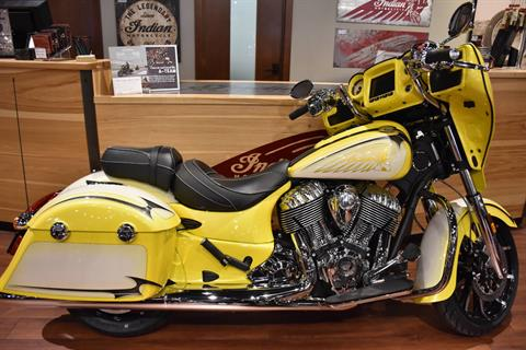 2017 Indian Chieftain Limited in Elkhart, Indiana