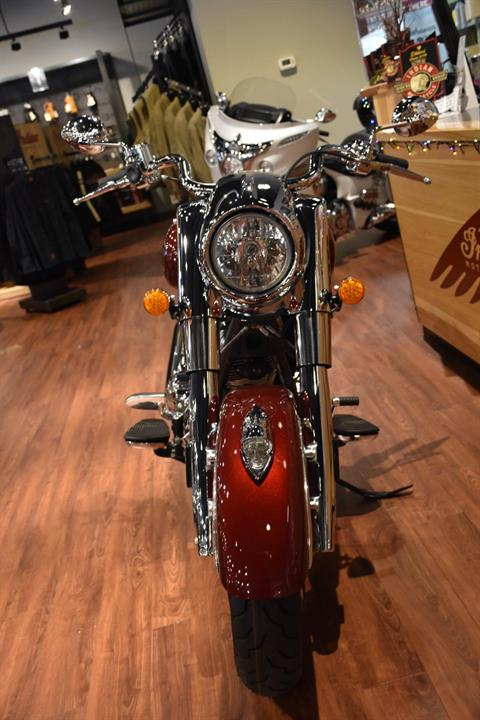 2018 Indian Chief® Classic ABS in Elkhart, Indiana