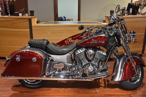 2018 Indian Springfield™ ABS in Elkhart, Indiana