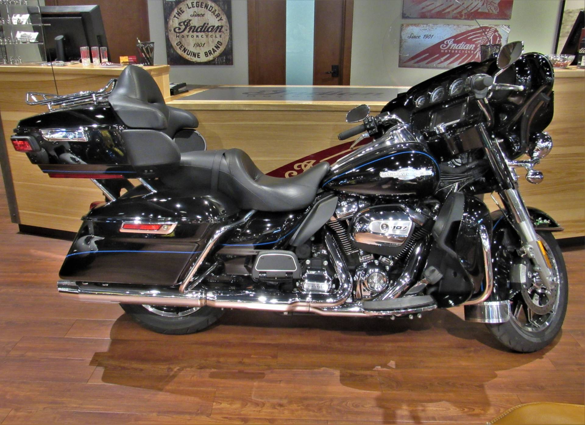 2018 Harley-Davidson Ultra Limited in Elkhart, Indiana