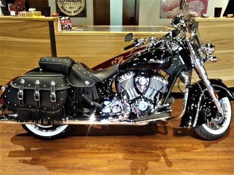 2018 Indian Chief® Vintage ABS in Elkhart, Indiana