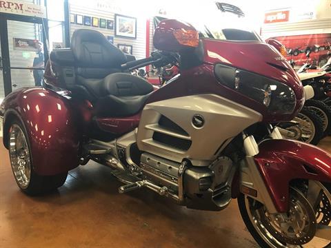 2012 Honda Gold Wing® Audio Comfort in Dallas, Texas