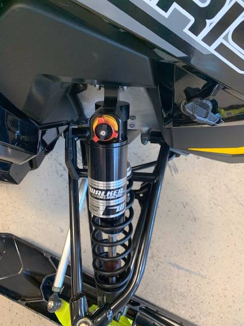 2019 Polaris 600 Switchback XCR 136 SnowCheck Select in Greenland, Michigan - Photo 4