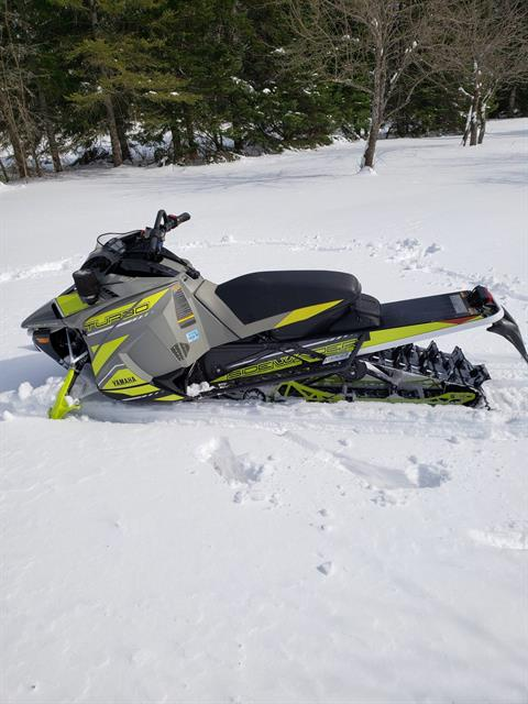 2018 Yamaha MTX SE 153 in Greenland, Michigan - Photo 1