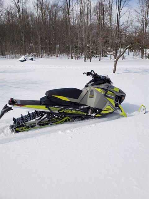 2018 Yamaha MTX SE 153 in Greenland, Michigan - Photo 2