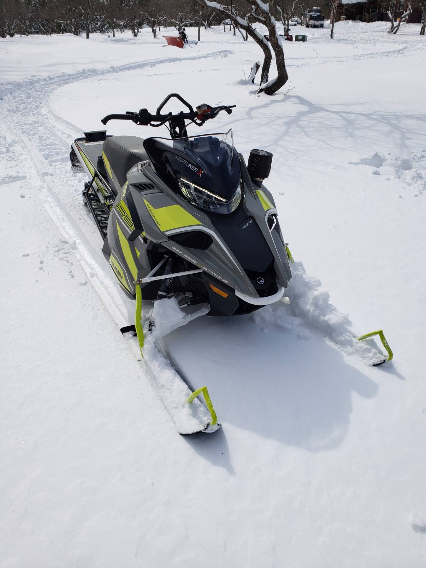 2018 Yamaha MTX SE 153 in Greenland, Michigan - Photo 4