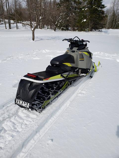 2018 Yamaha MTX SE 153 in Greenland, Michigan - Photo 5