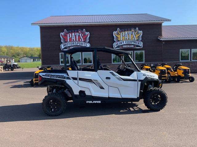 2019 Polaris General 4 1000 EPS in Greenland, Michigan - Photo 1