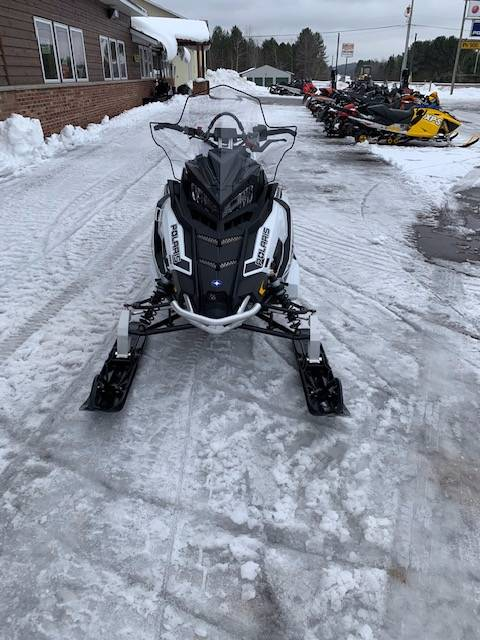 2020 Polaris 600 Voyageur 144 ES in Greenland, Michigan - Photo 3