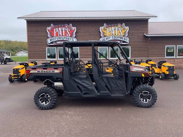 2019 Polaris Ranger Crew XP 1000 EPS 20th Anniversary Limited Edition in Greenland, Michigan - Photo 1