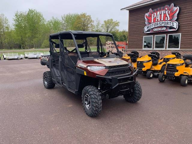2019 Polaris Ranger Crew XP 1000 EPS 20th Anniversary Limited Edition in Greenland, Michigan - Photo 2