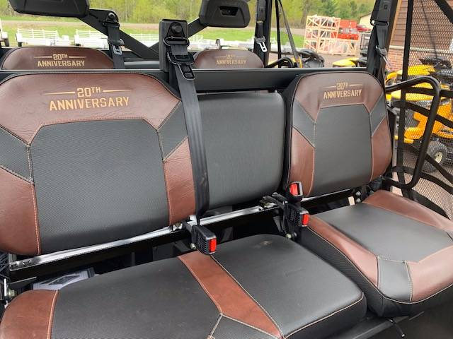 2019 Polaris Ranger Crew XP 1000 EPS 20th Anniversary Limited Edition in Greenland, Michigan - Photo 11