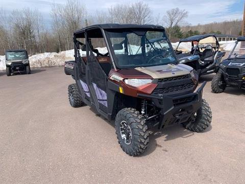 2019 Polaris Ranger Crew XP 1000 EPS 20th Anniversary Limited Edition in Greenland, Michigan - Photo 3